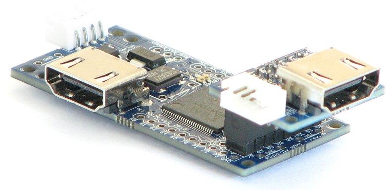fpga4fun com - HDMI